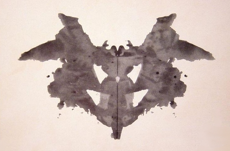 The Living Rorschach test